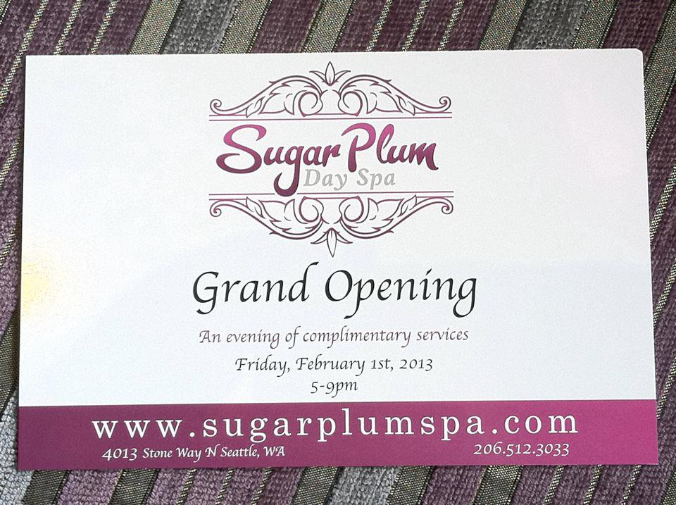 Sugar Plum Spa in Wallingford is Dog-Friendly!