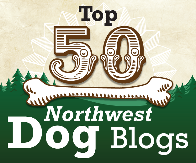 DogGoneSeattle featured on Top 50 Northwest Dog Blogs